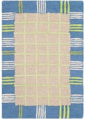 Safavieh Kids Riley Geometric Bordered Area Rug