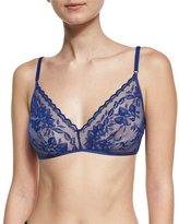 Cosabella Cosmo Soft-Cup Lace Bra, Marine Blue