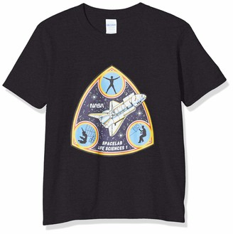 Brands In Limited Girl's NASA Spacelab Life Sciences T-Shirt