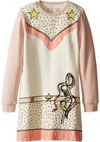 Stella McCartney Savannah Cowgirl Knit Dress Girl's Dress