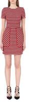 Maje Riola tweed mini dress