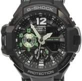 Casio G-Shock GA-1100-1A3JF Resin Quartz 52mm Mens Watch