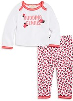 Kate Spade Infant Girls' Budding Genius Tee & Leggings Set - Baby