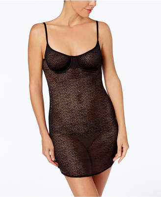 DKNY Modern Lace Sheer Chemise DK7004