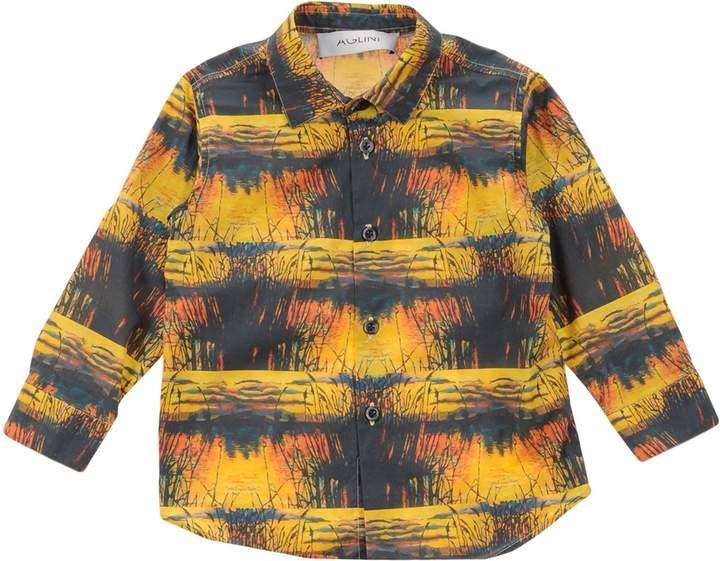 Aglini Shirts - Item 38590303FP