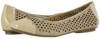 VANELi Scrim (Stone Perf Nabuk/Mtch Patent & Elastic) Women's Shoes