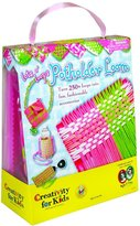 Creativity For Kids Lots O Loops Potholder Loom