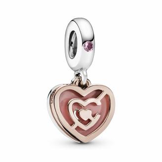 Pandora Women Silver Bead Charm 787801NBP