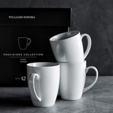 Williams-Sonoma Williams Sonoma Provisions Mugs, Set of 12