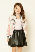 Forever 21 FOREVER 21+ Girls Brooklyn Jacket (Kids)