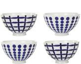 Pols Potten Bold Bowls - Set of 4
