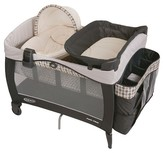 Graco Pack'N Play® Playard with Newborn Napper® Elite Bassinet Changer