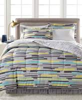 Sunham Cliffside 8-Pc. Reversible Queen Bedding Ensemble