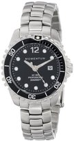 Momentum Women's 1M-DV07BB0 M1 Mini Analog Display Japanese Quartz Silver Watch