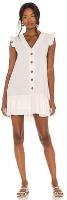 PQ Marina Button Dress