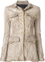 Giorgio Brato fitted military jacket