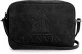 Lanvin So suede cross-body bag