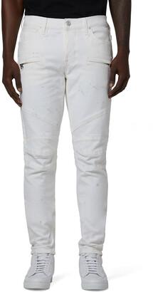 Hudson Men's Blinder Biker V2 Slim Jeans