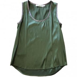 Koshka Mashka \N Green Silk Top for Women