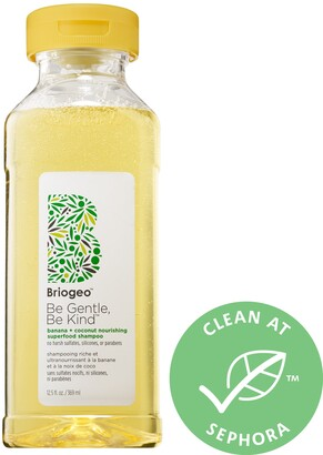BRIOGEO Be Gentle Be Kind Banana + Coconut Nourishing Superfood Shampoo