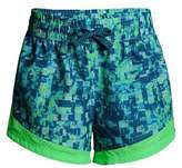 Under Armour Girl's UA Sprint Printed Shorts