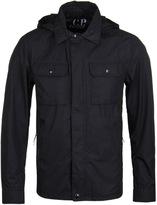 Cp Company Black Micro M Goggle Overshirt