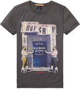 Scotch & Soda Photo Printed T-Shirt