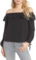 Cooper & Ella Women's Leticia Off The Shoulder Blouse