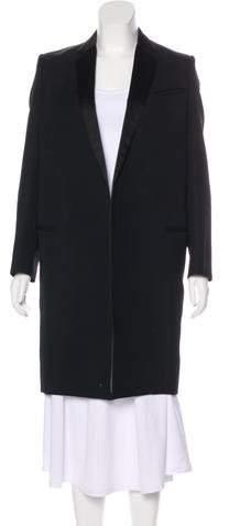 Celine Knee-Length Wool Coat