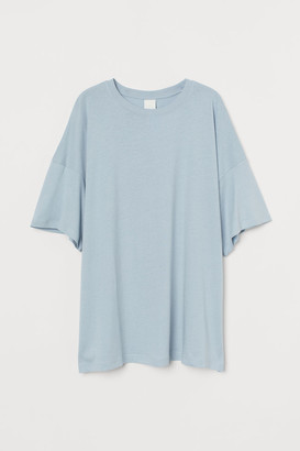 H&M Oversized modal-blend T-shirt