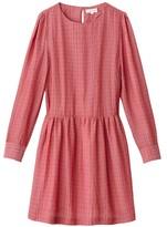 PepaLoves Long-Sleeved Mini Dress