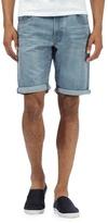 Red Herring Light Blue Light Wash Denim Shorts