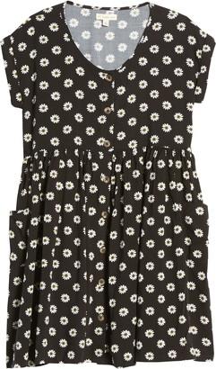 Tucker + Tate Print Button Front Dress