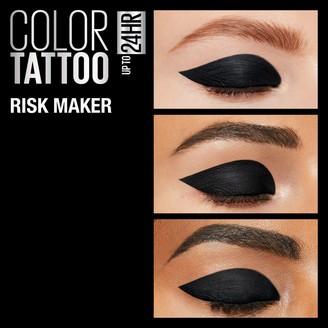 Maybelline Color Tattoo Cream Eyeshadow Pots