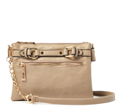 Kathy Ireland Mink Crossbody Bag
