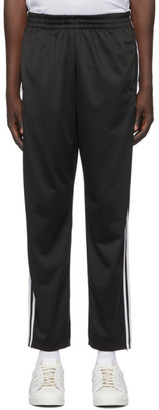 adidas Black Firebird Track Pants
