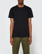 Wings + Horns Link Knit Henley