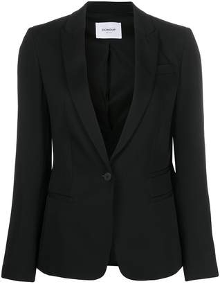 Dondup Single-Breasted Tailored Blazer
