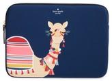 Kate Spade Camel 13-Inch Laptop Sleeve - Blue