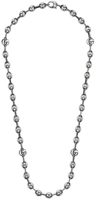 Gucci Double G link chain necklace