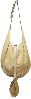 J.W.Anderson Knotted Suede Shoulder Bag