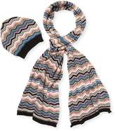 Missoni Women's Hat & Scarf Set