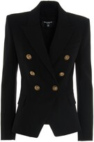 Thumbnail for your product : Balmain Double-Breasted Tailored Blazer