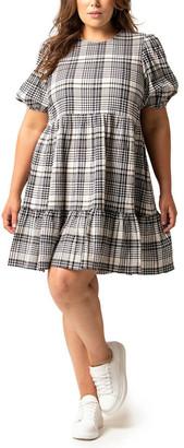 Forever New Curve Katherine Curve Smock Dress