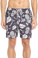 Tommy Bahama Men's Big & Tall 'Naples Pina' Floral Swim Trunks