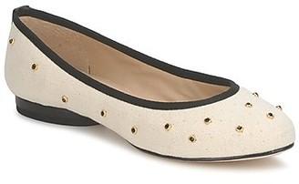 Kat Maconie DELILAH women's Shoes (Pumps / Ballerinas) in Beige