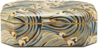 Silvia Furmanovich Waves Marquetry Jewelry Box