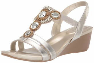 Bandolino Footwear Women's HAMBY Wedge Sandal
