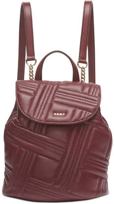 DKNY Allen Small Flap Backpack