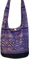 Tonka Cotton Elephant Square Thai Hippie Bag Crossbody bags Shoulder Bags Messenger Bags Hobo Bags Hippie Bag Bohemian